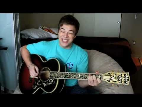 Flo Rida whistle Cover By Stephen Jerzak video
