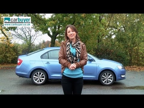 Skoda Rapid review - CarBuyer