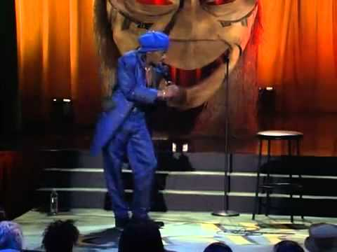 Eddie Griffin - Voodoo Child - Lesbians video