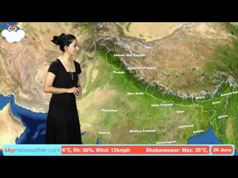 20 June Monsoon Update: Skymet Weather