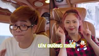 Việt Nam tươi đẹp | Bùi Anh Tuấn - Liz Kim Cương được fan vây kín tại Hà Nội | HTV VNTD