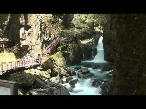 下呂市 「小坂の滝めぐり」 ~三ツ滝~