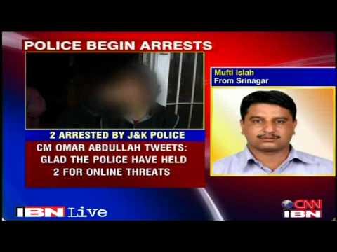 3 arrested for threatening, abusing Kashmir girl band online Jammu and Kashmir