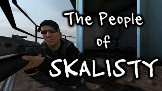 The People of Saklisty | Dayz Mod Vanilla | Ep 11