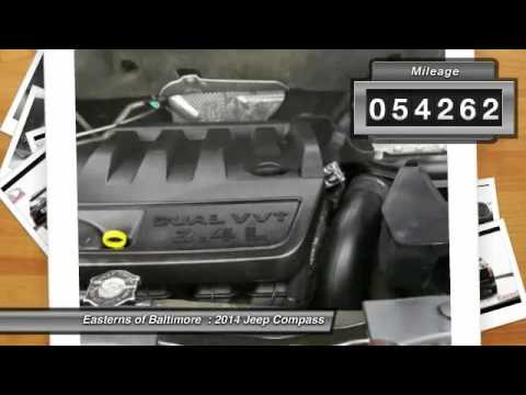 2014 Jeep Compass DC, Maryland, and Virginia 93484