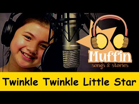 Muffin Songs - Twinkle Twinkle Little Star   | Nursery Rhymes & Children Songs With Lyrics video