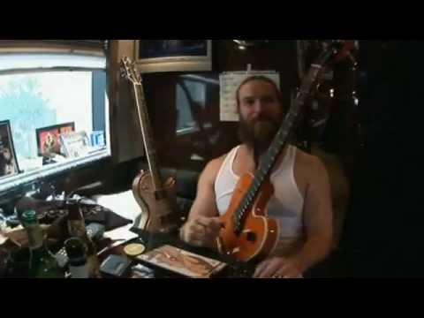 BEHIND THE SCENES WITH ZAKK WYLDE AND BLACK LABEL SOCIETY