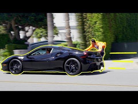 Don't Skitch A Ferrari