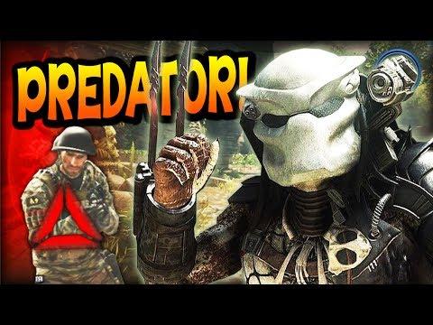 PREDATOR GAMEPLAY! - Call of Duty: Ghost - New RUINS Streak! - (COD Ghosts Devastation DLC)