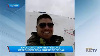 Caso Fabrizzio: depoimentos exclusivos mostram trama arquitetada pra matar fiscal
