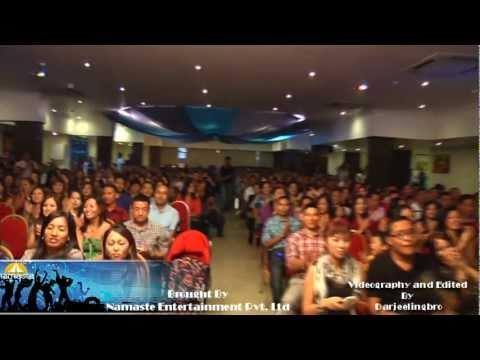 Raju Lama & Prashant Tamang Live Concert Singapore video