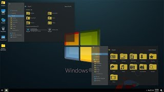 Windows 11 Dark SkinPack for Windows 10/7