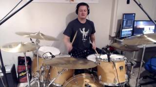 LEVV - Darkness (Blair Brown Drum Cover)