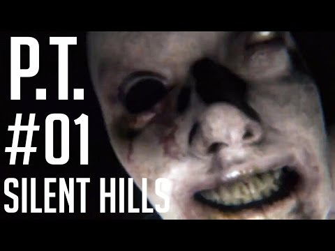 P.T Gameplay | Silent Hills By Hideo Kojima & Guillermo del Toro | #1