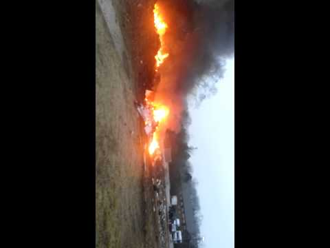 Video: Small plane crashes, 4 killed in Tenn.