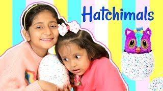 HATCHIMALS (Hatchibabies) ... | #MyMissAnand #Unboxing #Toys #ToyReview #ToyStars