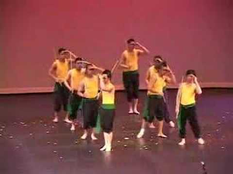 "Skyline 2007 PCN Interpretive Dance: ""In the Past"""
