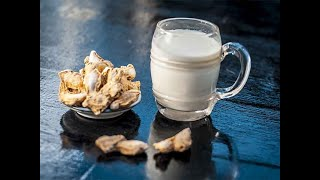 Drink Ginger Milk Every Morning, THIS Will Happen To Your Body!