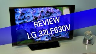 LG LF630V LF63 series webOS TV review