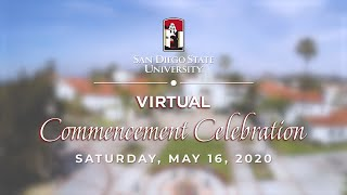 Virtual Commencement Celebration 2020