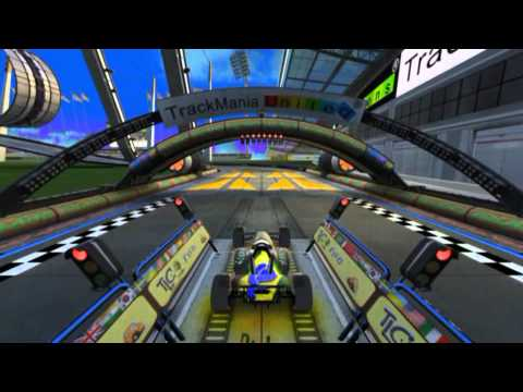 Video TrackMania United