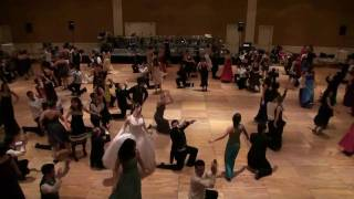 Bohemian National Polka at the Stanford Viennese Ball 2010