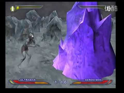 Ultraman Fighting Evolution Rebirth part 9 Chinese walk-though