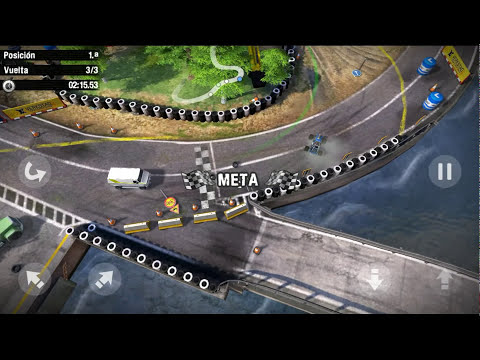 Reckless Racing 3 v1.0.6 para Android [APK+DATOS SD] [AZTUALIZADO] [PATCHED]