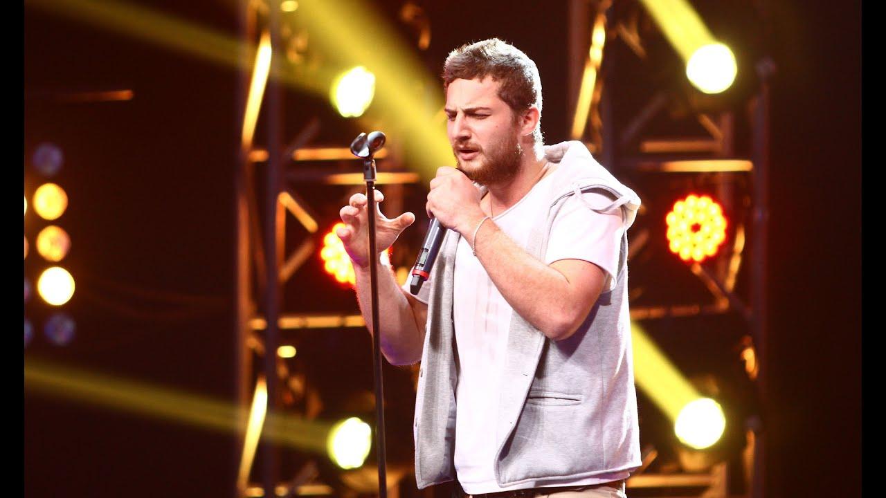 Maria Tănase - Lume, lume. Vezi interpretarea lui Andrei Ioniţă, la X Factor!