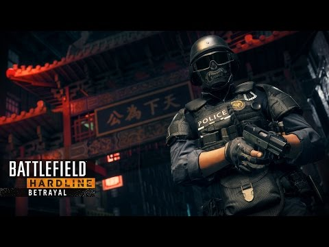 Battlefield Hardline: Betrayal Cinematic Trailer