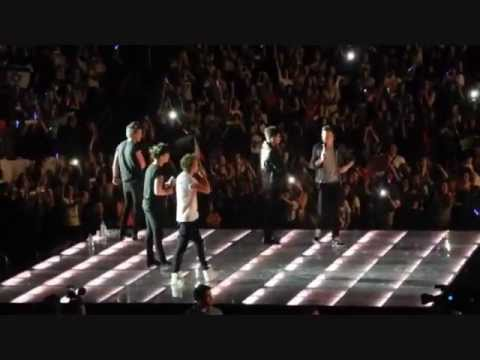One Direction-Take me home tour in Berlin- Full concert