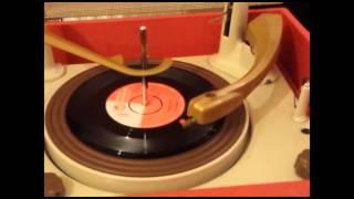 1960s Defiant Record Player - The Co-op's Dansette