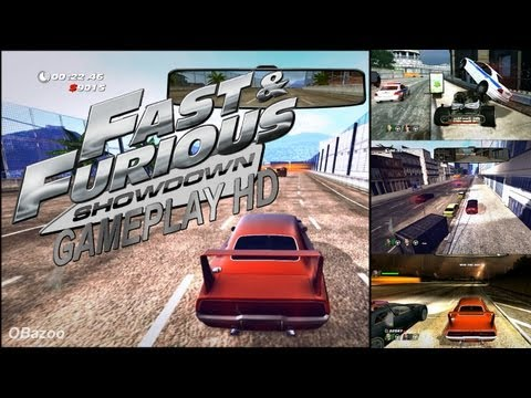 Fast & Furious: Showdown - Gameplay HD