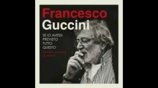 Watch Francesco Guccini Culodritto video