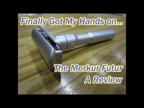 Merkur Futur Safety ??? Razor Review