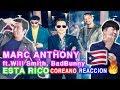 🔥🔥 KOREAN BOYS React To Marc Anthony, Will Smith, Bad Bunny - Está Rico