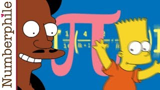 Pi and Four Fingers - Numberphile