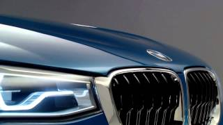 BMW X4 Concept – Video 1