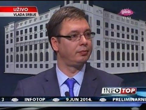 Vučić: Govorim istinu i nećete me ućutkati