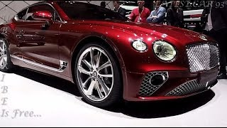 New Bentley Continental GT W12 2019-2020 New Popular