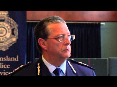 Online Crime Maps for Queensland Launched - Media Conference