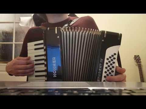 Cicha Noc Akordeon - Silent Night Accordion