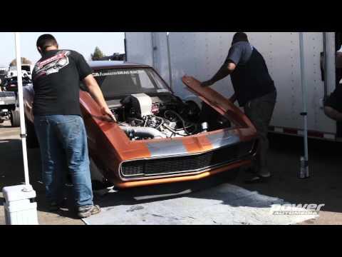 Holley's EFI Dominator for Drag Racing