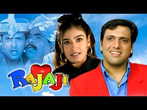 Rajaji {HD} - Hindi Full Movies - Govinda - Raveena Tandon  - Bollywood Movie - (With Eng Subtitles)