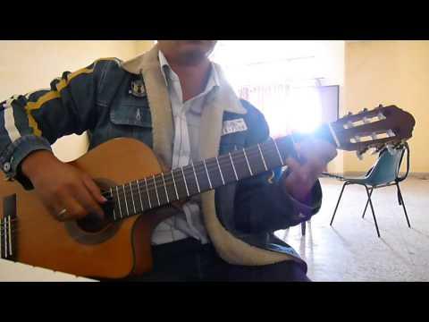 GULABI AANKHEN (GUITAR INSTRUMENTAL) by nakul thapa