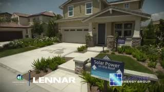 With Lennar, Everything's Included