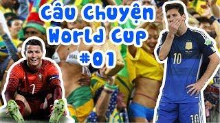 Khám Phá World Cup | Những Câu Chuyện Kỳ Lạ Tại World Cup Cách Đây 4 năm