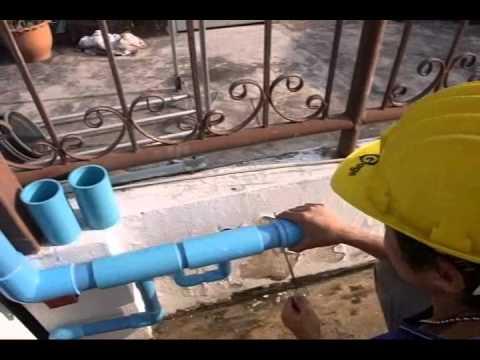 PVC Plastic Pipe Joint Replacement Repair - DIY - No Special Tools
