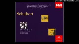 """String Quartet No. 13 in A minor, D 804 """"Rosamunde"""" I. Allegro ma non troppo"""
