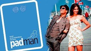 PADMAN First Look Out   Akshay Kumar & Sonam Kapoor   Film On SANITARY PADS